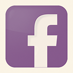 social-facebook-box-violett-icon